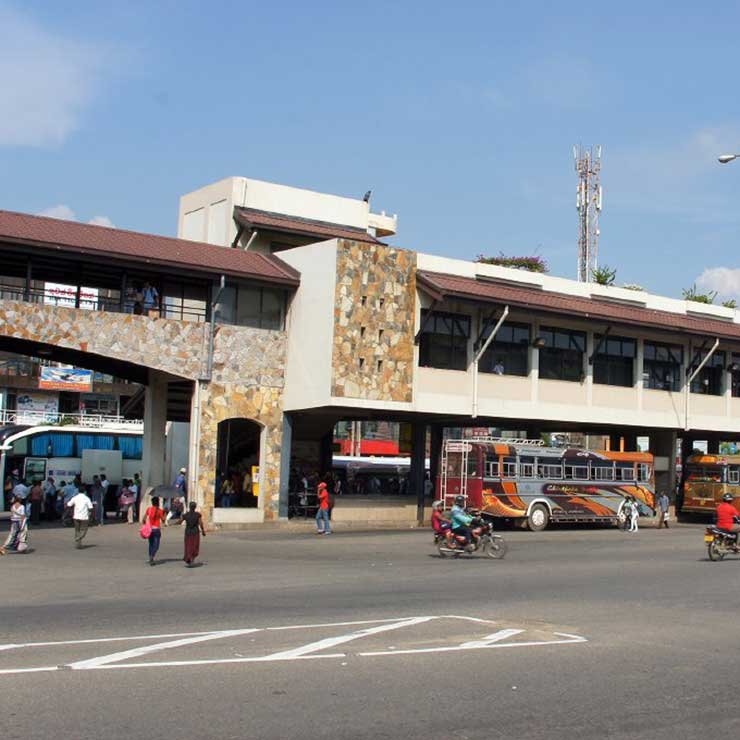 Galle Bus Stand